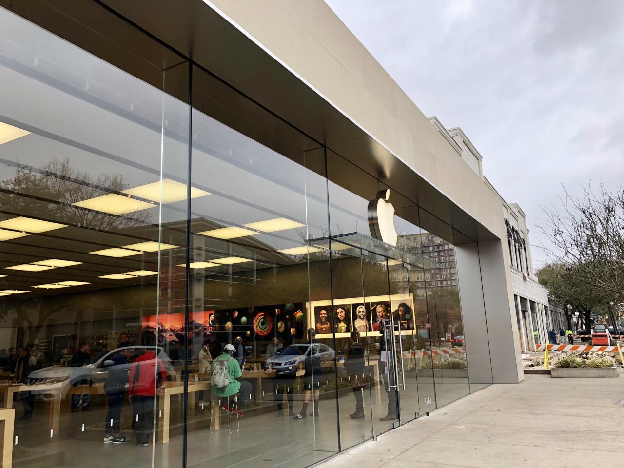 Status: Apple Store