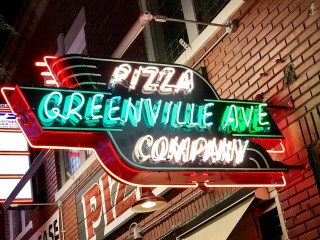 About: Greenville Avenue Pizza Company