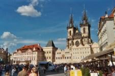 Visiting Prague