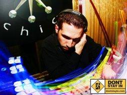 Chris Salt @ Audio Chic (Southend, UK) - 3rd Nov 2007