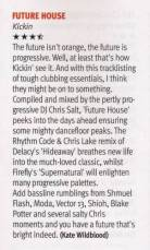 DJ Mag review of Chris Salt - Future House