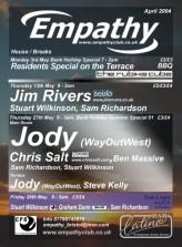 Chris Salt & Jody Wisternoff @ Empathy 2004
