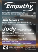 Chris Salt & Jody Wisternoff @ Empathy 2004