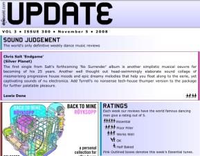 DMC Update review of Chris Salt - Endgame