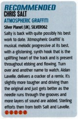 iDJ review of Chris Salt - Atmospheric Graffiti