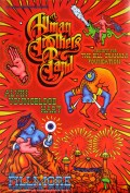 Allman Brothers Band poster by Chris Shaw