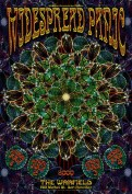 Widespread Panic poster by Chris Shaw
