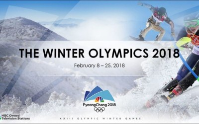 PyeongChang 2018 Preview: Winter Olympics XXIII