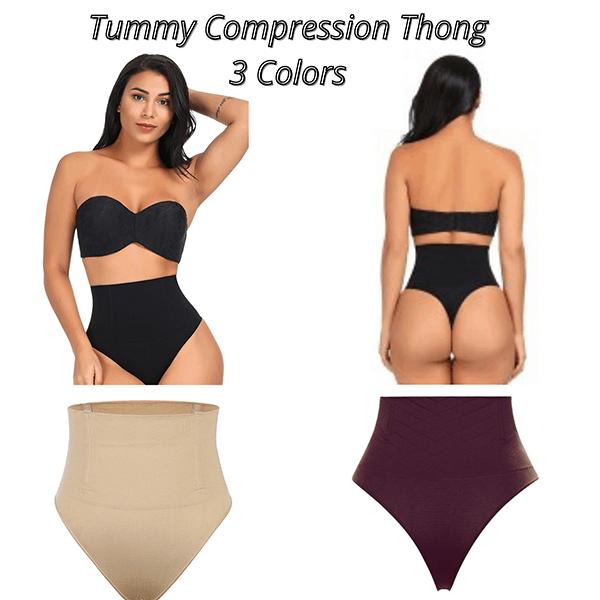 Compression Thong Shapewear