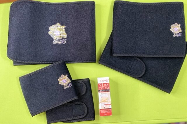 Arm Thigh Sweat Bands