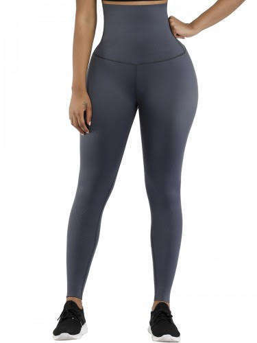 Anti-Cellulite High Waist Leggings