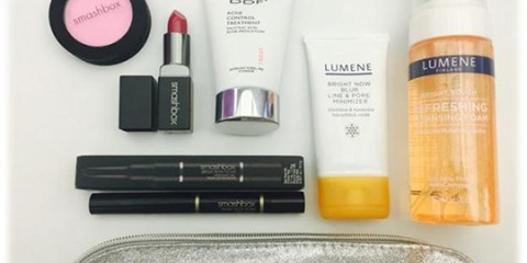 Bring these beauty essentials with you on your next trip.