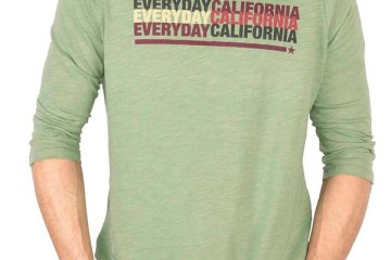 Everyday California carries casual apparel