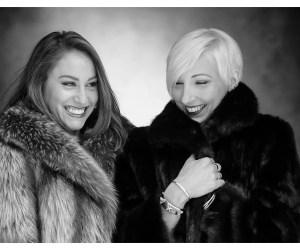 Lauren+Vanessa beauty besties duo and top female entrepreneurs