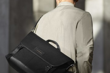WANT Les Essentiels Introduces the Jackson Messenger Bag
