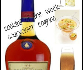 Cocktail of the Week: Courvoisier Cognac to Kick off Summer