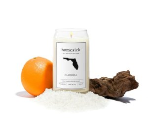 Homesick Candles Smell like YOUR US State