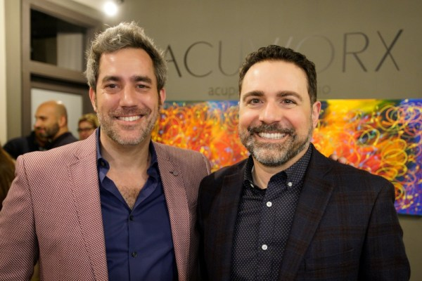 Jersey City Mark Finne Acuworx Art Reception