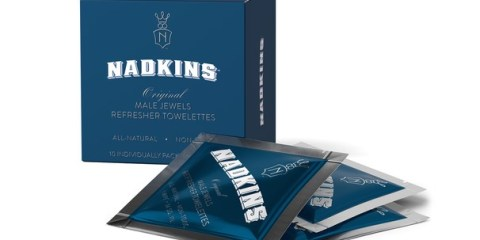 Nadkins, The Original Male Refresher Towelettes