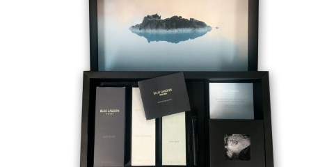 Blue Lagoon Skincare line out of Iceland is a Celeb Fave