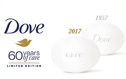 dove iconic beauty bar