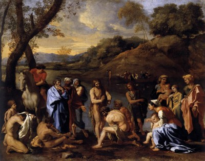 Nicolas_Poussin_-_St_John_the_Baptist_Baptizes_the_People_-_WGA18294