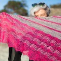 Three shawls for opiniated beginners