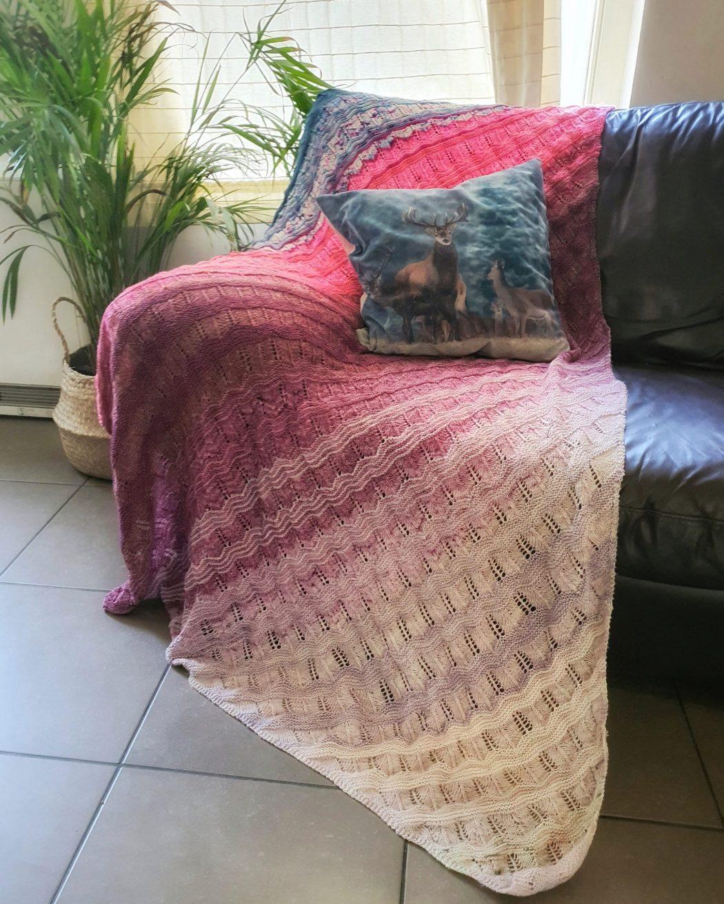 Left Overs Blanket