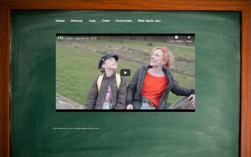 Julia - De film door Christan Online