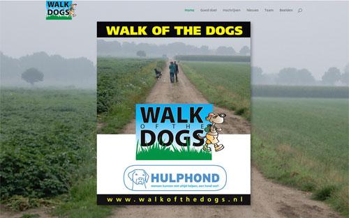 Walk of the Dogs door Christan Online