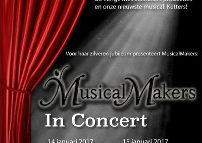 Poster MusicalMakers in Concert