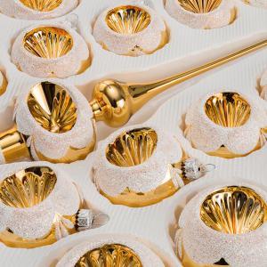 Hochglanz Vintage Gold Detail