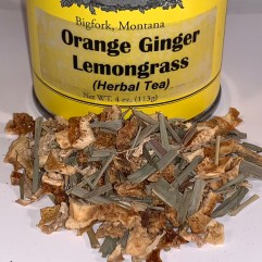 Orange Ginger Lemongrass