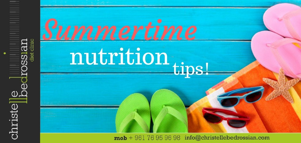 best dietitian lebanon, lebanon, diet, diet clinic, lose weight lebanon, health, summertime, nutrition, tips