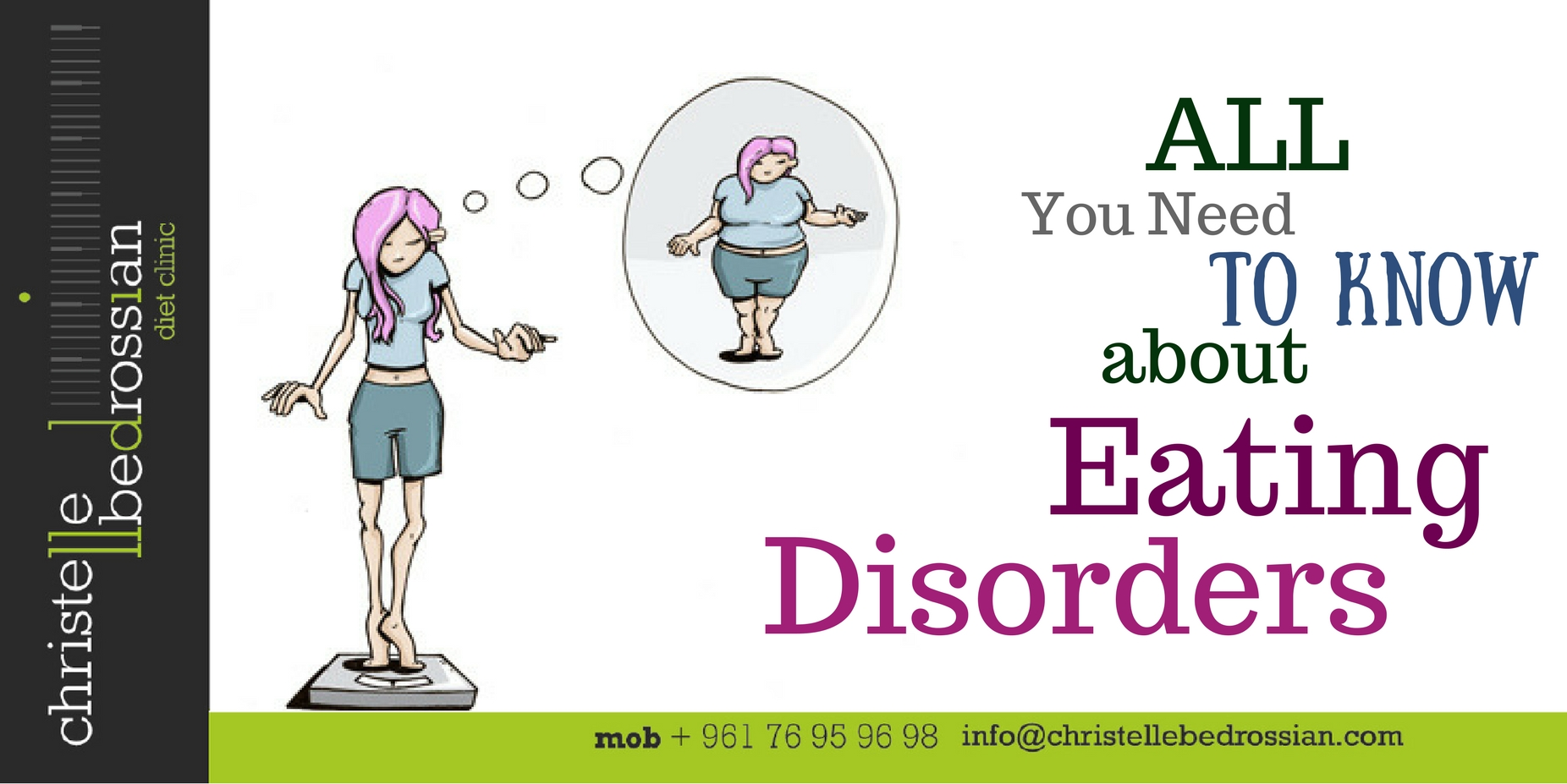 best dietitian lebanon, lebanon, diet, diet clinic, eating disorders, anorexia nervosa, bulimia nervosa, binge eating disorder