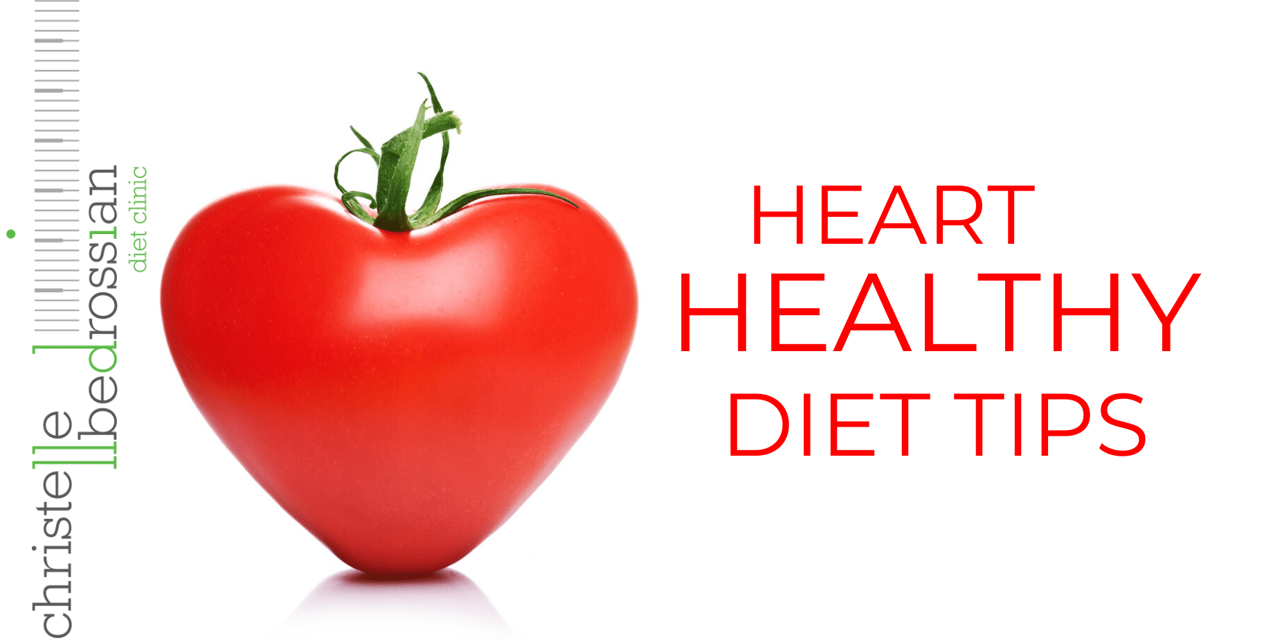 heart-healthy diet tips