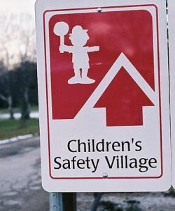 child safety village