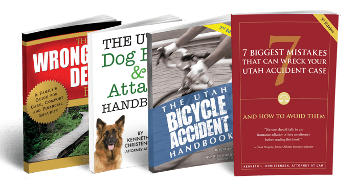 Free Utah Accident Books