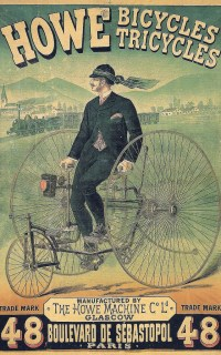 Howe Bicycles and Tricycles