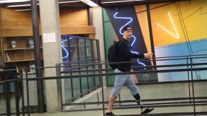 parker eads walking