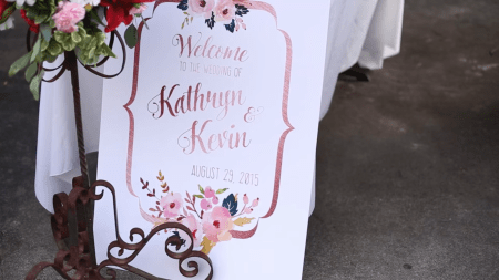 Kevin & Kathryn Wedding