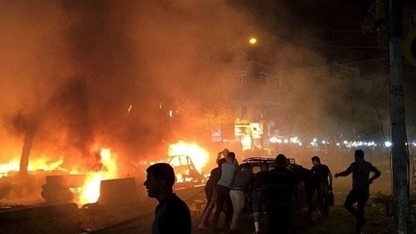 انفجار يهز غرب العراق