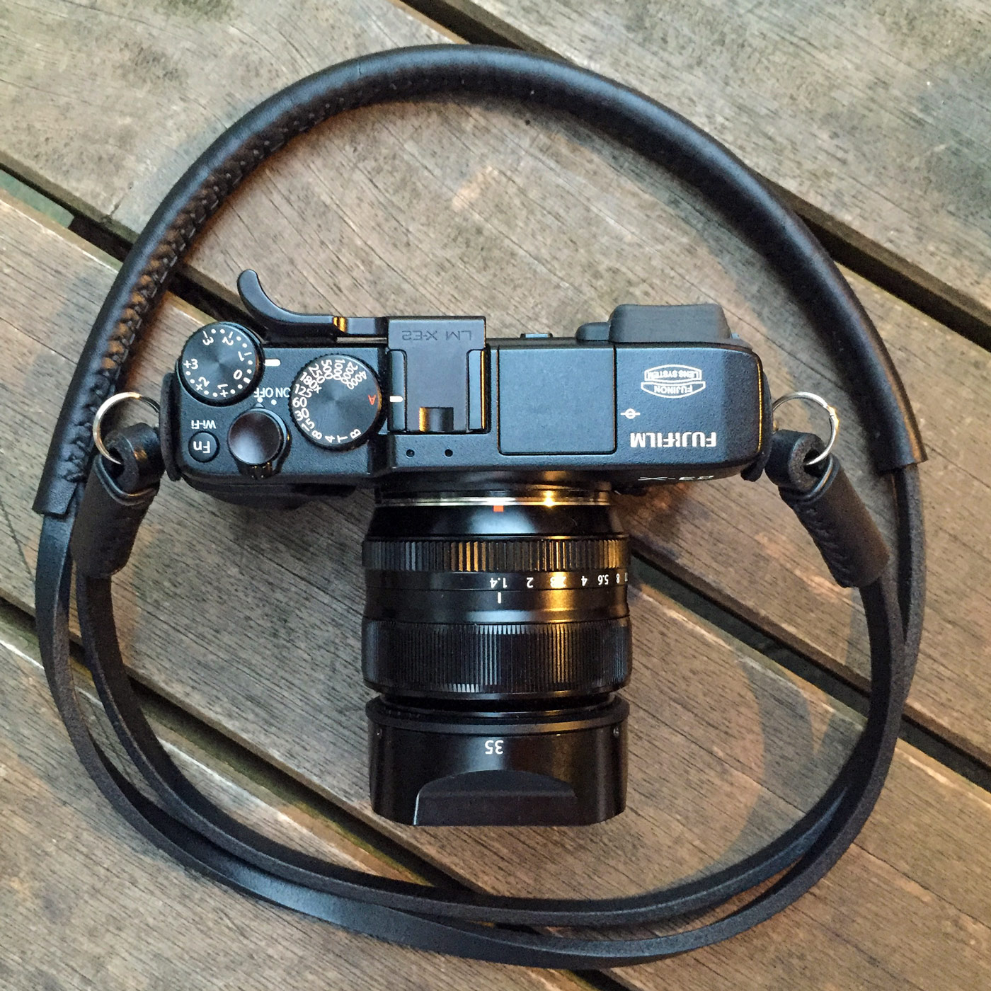Review: Slim Strap Kameragurt von Deadcamera