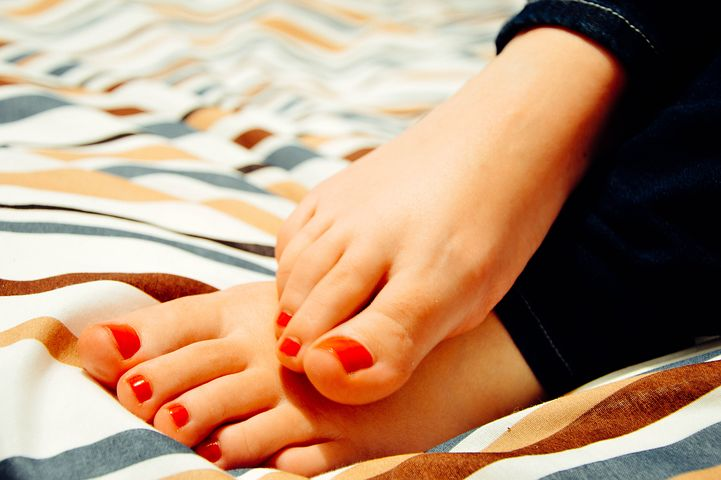 Best Essential oils for Toenail Fungus - Christiana Acha
