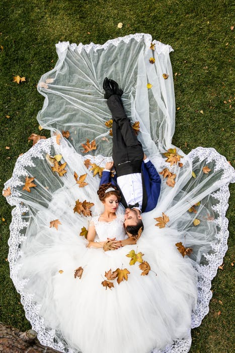 Hire professional wedding photographer