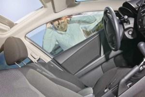 I left my key inside my car