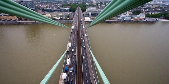 Shooting Severinsbrücke