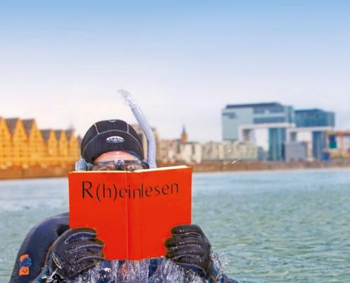 Motiv R(h)einlesen 2010. Foto: Christian Ahrens. Agentur: Public Cologne