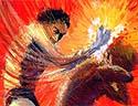 Cain matando a Abel. Copyrighted.