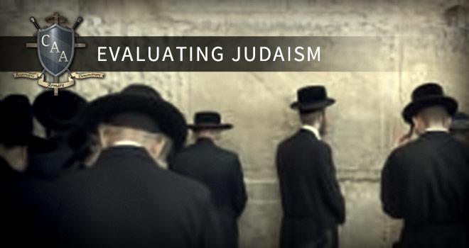 Evaluating-Judaism